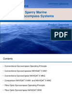 Gyrocompass Systems