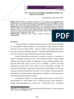 Niels Karla_ Leitura de Sete Monstros Brasileiros, de Braulio Tavares_ Anais_Abralic_2018