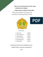 Kelompok 5 Askep Komunitas Pada Komunitas Area Kerja Higiene Industri