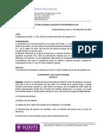 001 - Convocatoria a Asamblea Nacional Ordinaria (1)