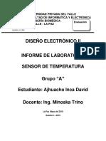 Informe de Lab Lm35