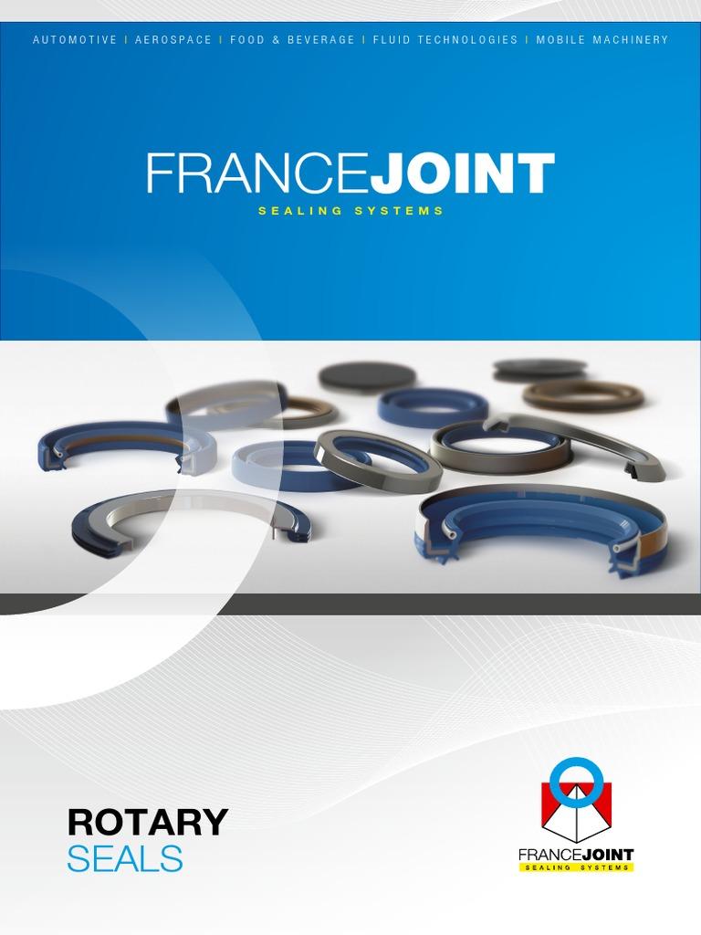 Joint d/étanch/éit/é de rechange 20 x 30 x 7 mm DIN 3760 ISO 6194