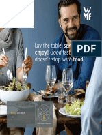 WMF Dining Catalog 2019