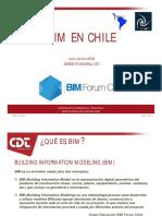 BIM en Chile