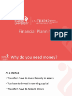 12 Financial Planning 2016