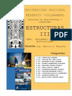 DISEÑO SISMORRESISTENTE, VIDRIO , SUELOS Y CIMENTACIONES, ALBAÑELERIA , ESTRUCTURAS METÁLICAS, BAMBÚ.docx