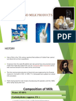 Dried Milk and Milk Products