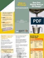 Cardio Transfat Brochure
