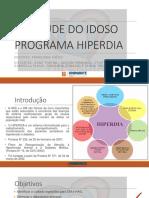 Slide Hiperdia