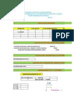 Excel de Cisterna