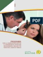 Programa-conservacion Auditiva Ctrl•P