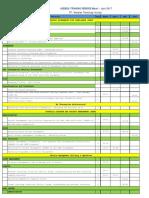 Agenda Training Maret - Juni 2017 - ATI
