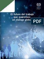 El Futuro del trabajo que queremos