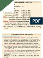 1. UNIT - 1 C.P.C. Preliminaries