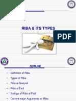 3- Classification of Riba