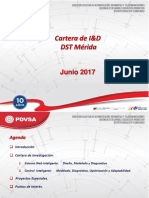 Presentación Cartera de Proyectos DST 2017 Barinas