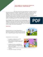 MANUAL DE USO DE PRODUTOS FITOSSANITÁRIOS E AGROTÓXICOS  -  ANDEF