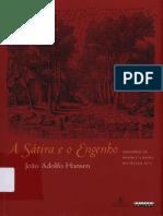 João Adolfo Hansen - A sátira e o engenho (2004, Ateliê Editorial, Editora da Unicamp).pdf