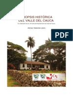 Sinopsis histórica del Valle de Cauca