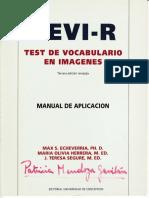 1. MANUAL TEVI-R