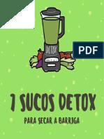 7 Sucos Detox E-book Grátis