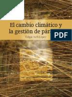 CAMBIO CLIMATICO Y GESTION D PARAMOS
