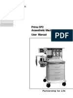 sp2 prima user manual