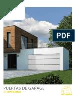 Ryterna. Catálogo 2019 de Puertas de Garaje