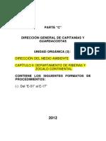 TUPA DICAPI- Riberas y Zocalo Continental