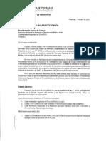 Criterios Para Los Equipos de Trabajo en El Concurso Nacional de Admision Al Residentado Medico 2019