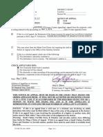 CMP Transmission Line Appeal Cover