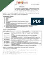 CIRCULAR_Faculty Research Proposal