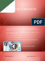 Variable Reluctance Motor (Vrm)