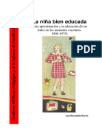 La Nina Bien Educada