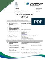 Glyfos FDS