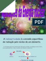 aplicacoes energia nuclear