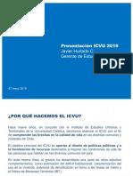 ICVU 2019