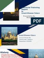 Industrial Trainning Report