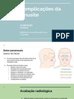 Complicações Da Sinusite