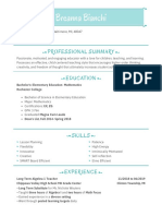 updated resume 522019