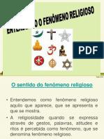 Aula 03-Entendendo o Fenômeno Religioso-04!02!2019