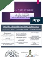 ACV HEMORRAGICO Clase - Exposición.pptx
