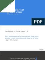 Capsula 1.1- Inteligencia Emoc DxD3bi