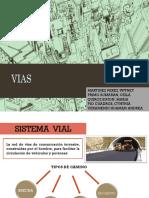 Vias Exposicion