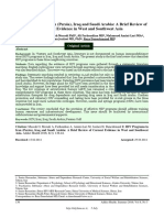 Hiv Research Paper