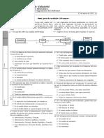 Test 03 (2010-2011) - FIS