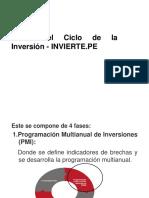 (5) Fases de La Inversión
