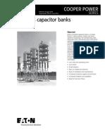 Fuseless Capacitor Banks Catalog Ca230005en