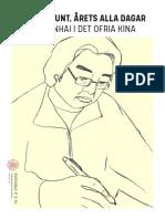 Svenska PEN, rapport om Gui Minhai