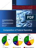 Fiscal and Health Care